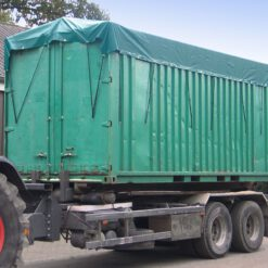 Containerzeil