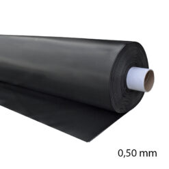 ldpe 0,5 mm-folie-500-eb vloed bodem-paardrijbak